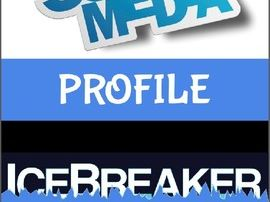 Social Media Profile Ice Breaker