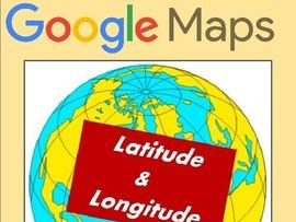 Latitude and Longitude: Landmark Worksheet - Google Maps