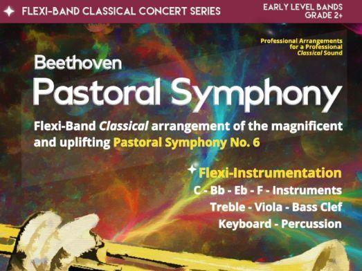 Pastoral Symphony - (Flex-Band)