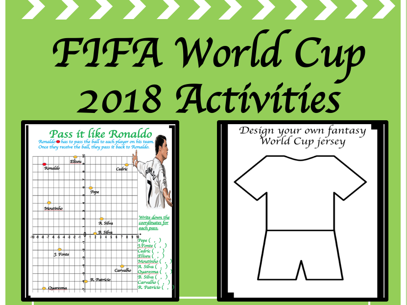 World Cup 2018: Activities