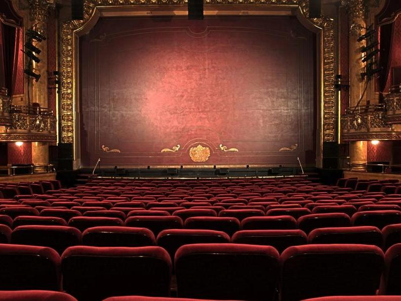 Stage design / Set design