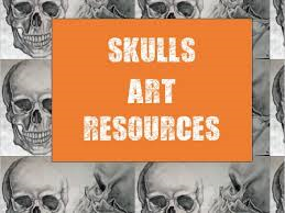 Drawing & Painting Skulls Bundle.