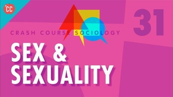 Crash Course Sociology E#31 Sex & Sexuality  Q & A Key