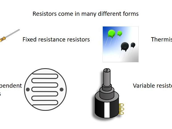 GCSE Physics - Resistors explained