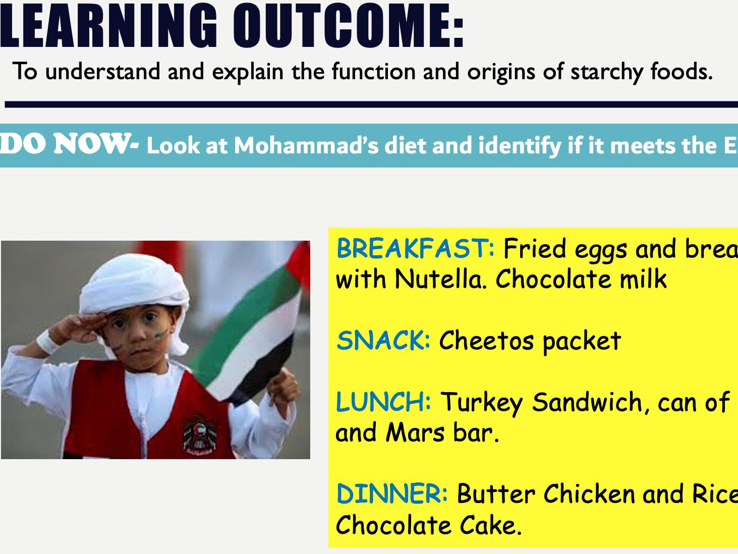 KS3 Food and Nutrition - 9 Lesson Bundle
