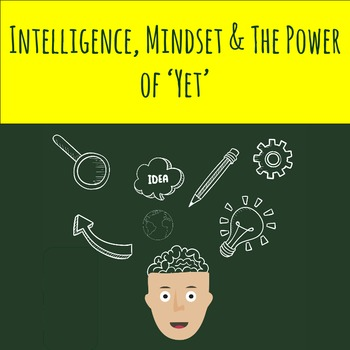 Mindset, Intelligence & The Power of 'Yet' BUNDLE (Still Growing!)