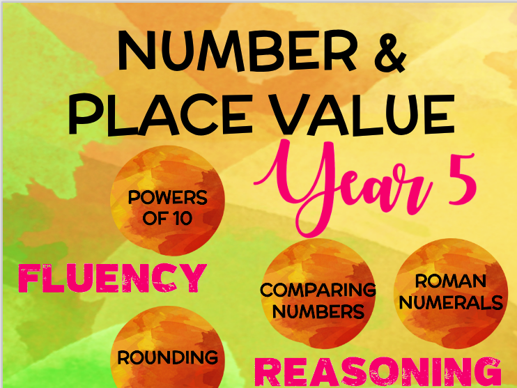 Year 5 Maths: Number and Place Value