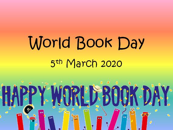 World Book Day Assembly KS1 and KS2