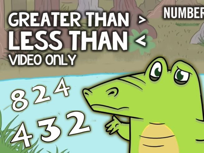 Greater Than Less Than Song: Two KS1 & KS2 Maths Songs