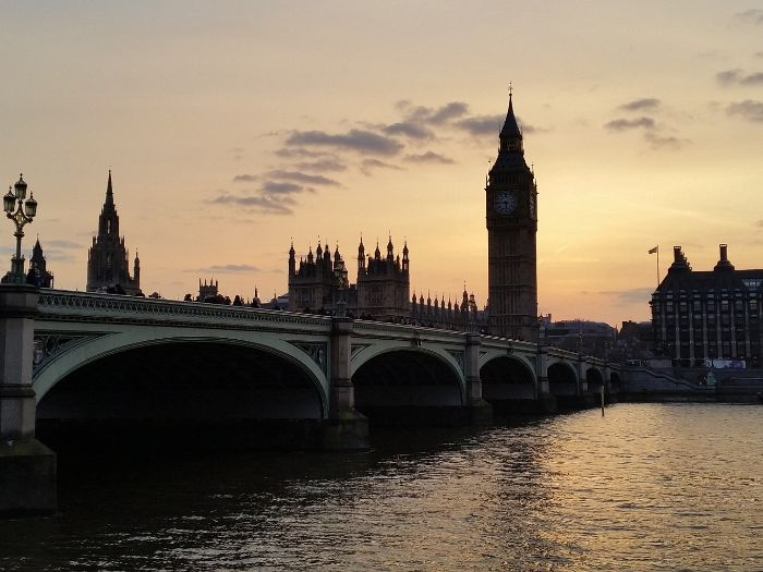 Edexcel GCSE Time and Place Poetry: London/ Composed on Westminster Bridge