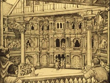 OCR B Elizabethan England 'Merry England' and theatre