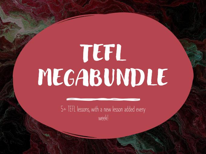 TEFL MEGABUNDLE