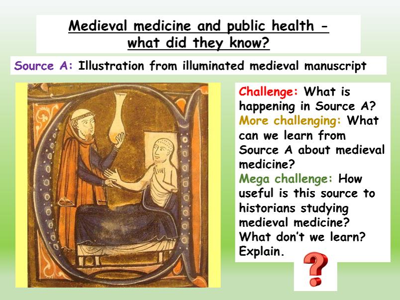 medieval medicine by history geeks