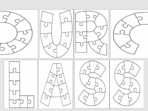 Our Class Jigsaw