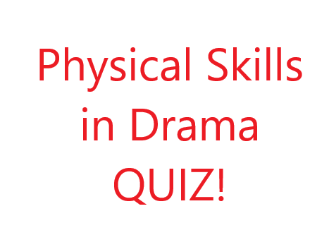 Physical Skills for Performance Quiz