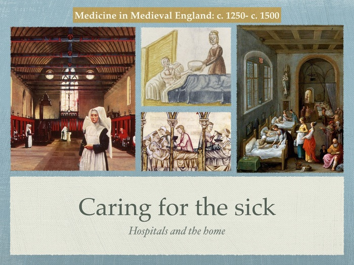 a history of medicine in the middle ages
