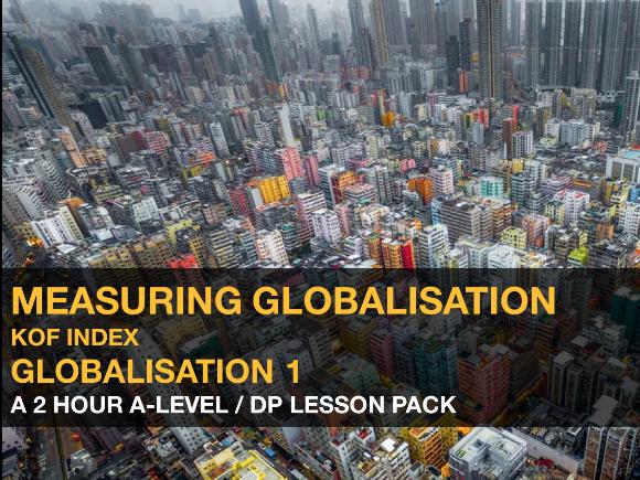 Globalisation 1: Measuring Globalisation - The KOF Index