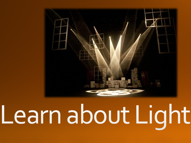 Learn Lighting Terms