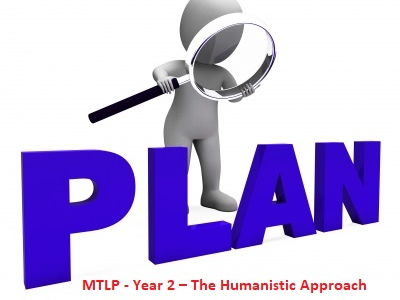 MTLP Lesson Plan - Year 2 The Humanistic Approach