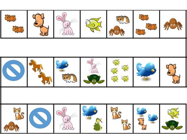 French - Pets - Speaking and Listening - Board Game- Presentation