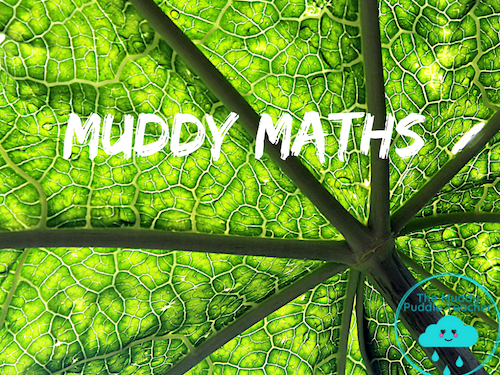 Outdoor Learning | Muddy Puddle Teacher | EYFS | Muddy Maths Games