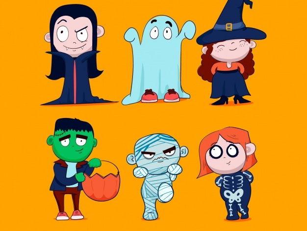 La fiesta de Halloween Lectura - Spanish Halloween Script + Handout