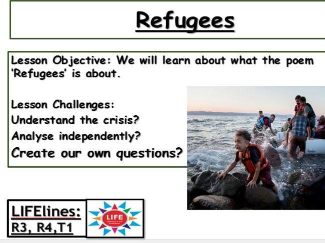Refugees Poem - Analysis