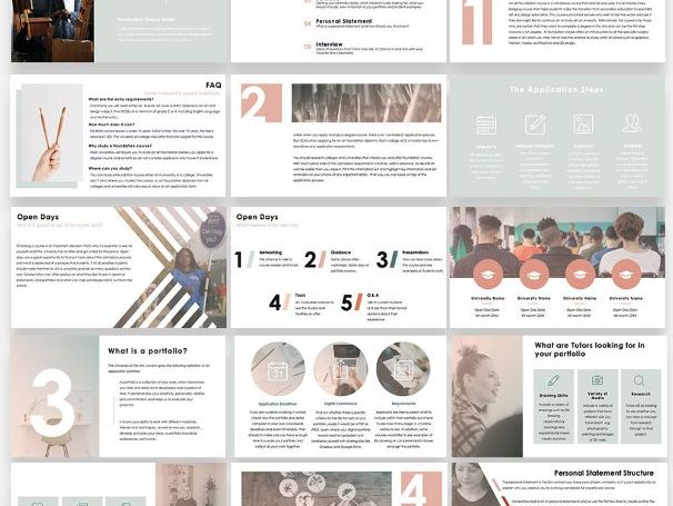 Art Foundation Powerpoint Guide