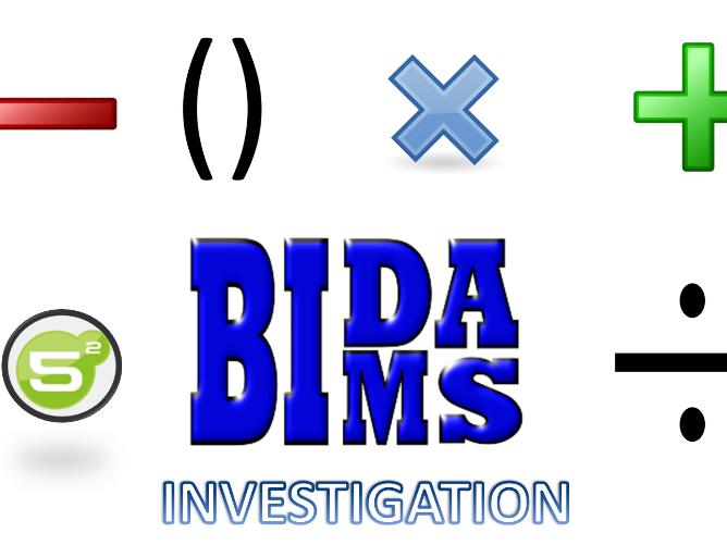 BIDMAS Investigation - An easy to explain (but hard to complete) lesson.