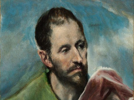 El Greco quotes: on his use of color, form & human figures in painting art - for students, pupils