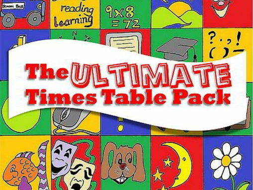 Ultimate Times Table Pack