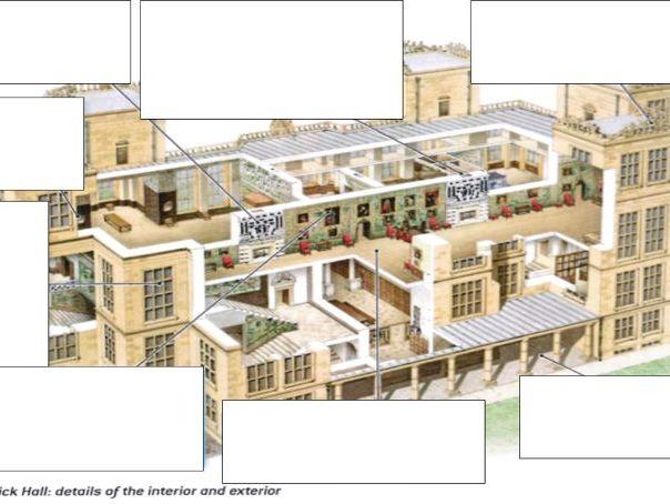 AQA GCSE History Elizabethan England c1568-1603 Historic Environment Hardwick Hall