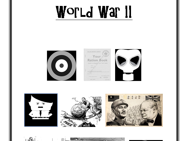 World War II Topic Front Cover