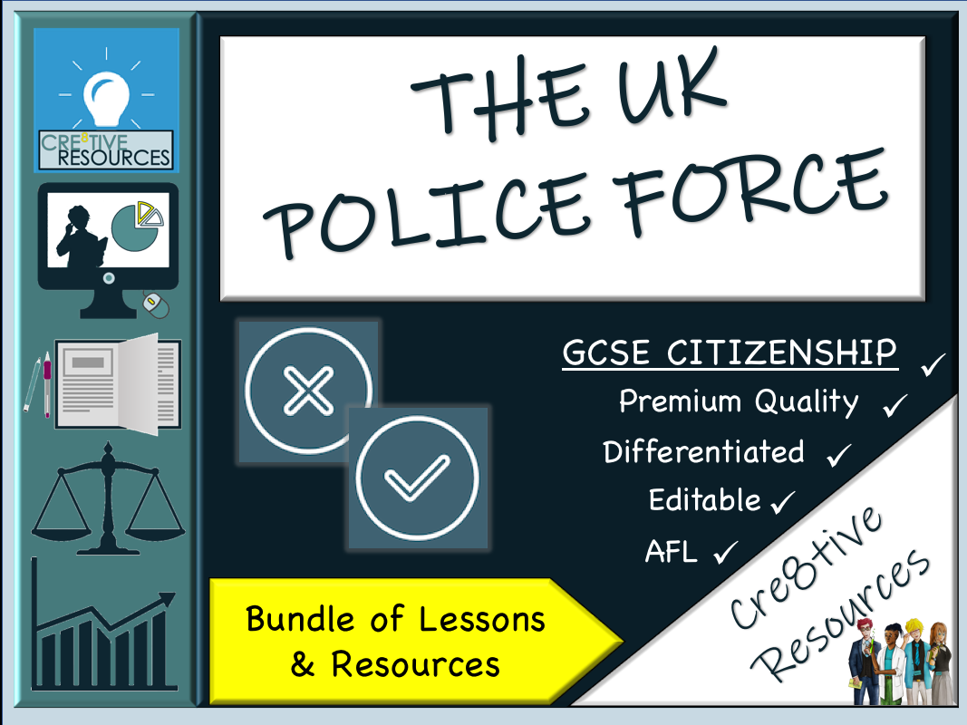 UK Police Service - Police Force