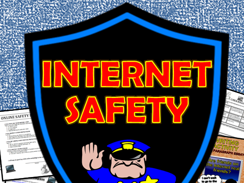 Online Safety, Cyber Bullying, and Digital Citizenship Bundle