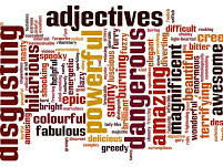 The Power of Adjectives PowerPoint