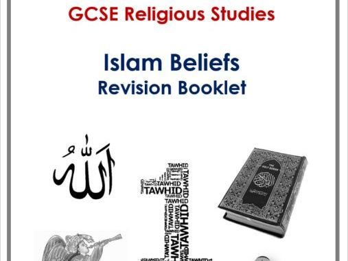 AQA GCSE RS-Islam Beliefs Revision Guide