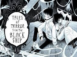 KS3 TALES OF TERROR FROM THE BLACK SHIP BY CHRIS PRIESTLEY LESSONS ON 7 STORIES ENGLISH READING