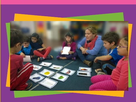 """Libro Digital """"Juguemos con Sonidos y Palabras"""""""