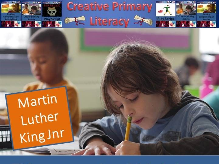 Martin Luther King Bundle (Years 5-8)
