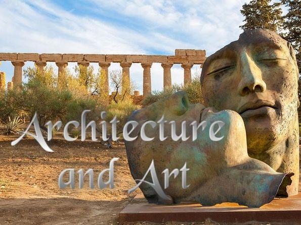 Greek Architecture Audiobook & Classroom Activity