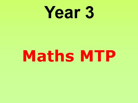 Year 3 Maths Medium Term Plan-Term 2