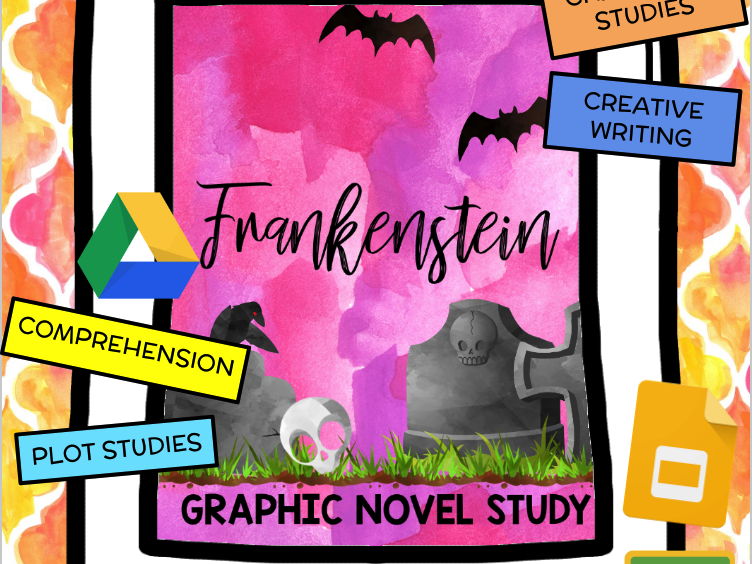 Frankenstein Graphic Novel Study