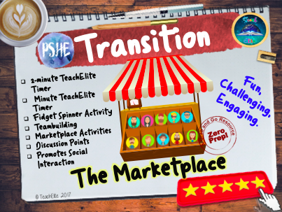 Transition Marketplace