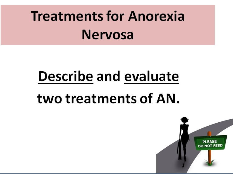 Treatments for Anorexia in Clinical Psychology (RET/ Free Association)