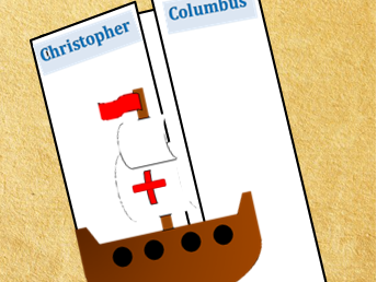 Columbus Lap Book