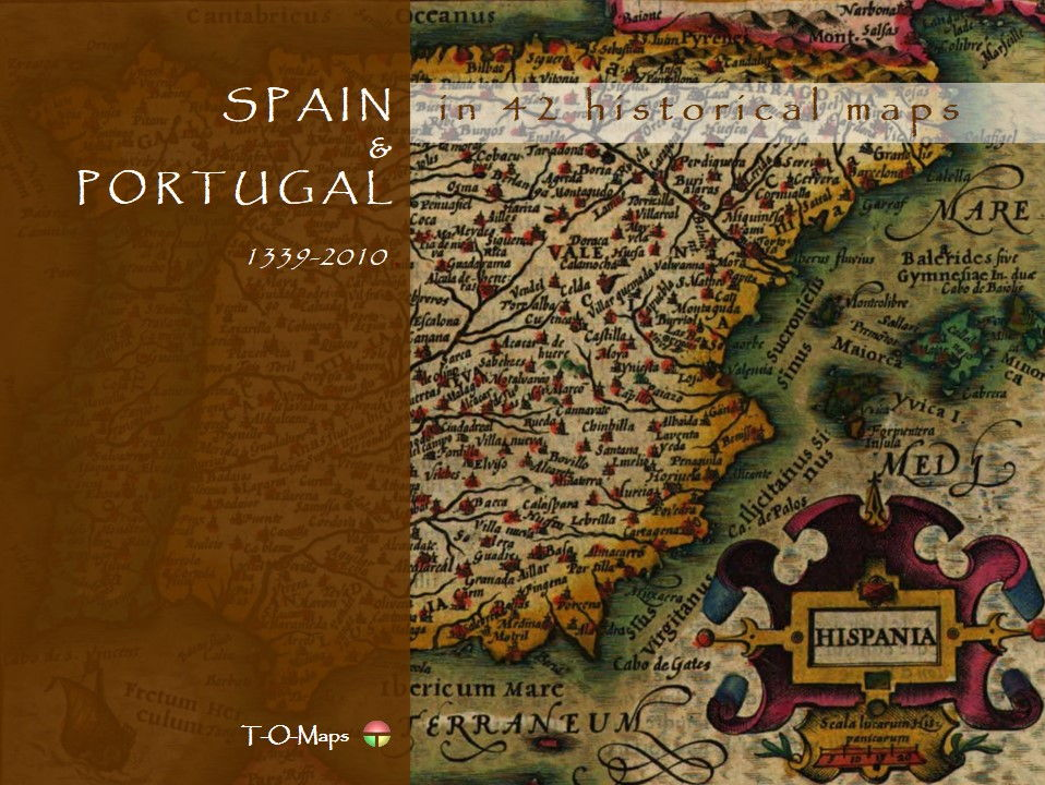 Historical e-Atlas Spain & Portugal