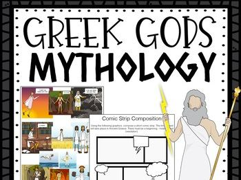 Greek Mythology Curriculum for High School