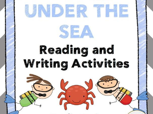 Under the Sea: Tiered Reading and Writing Activities Aligned with Common Core