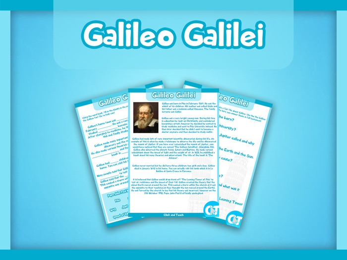 Galileo Galilei Activity